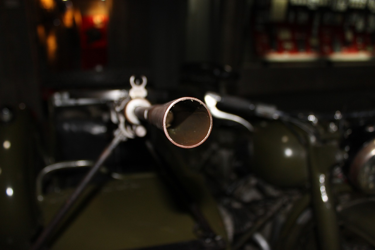 museum war weapons free photo