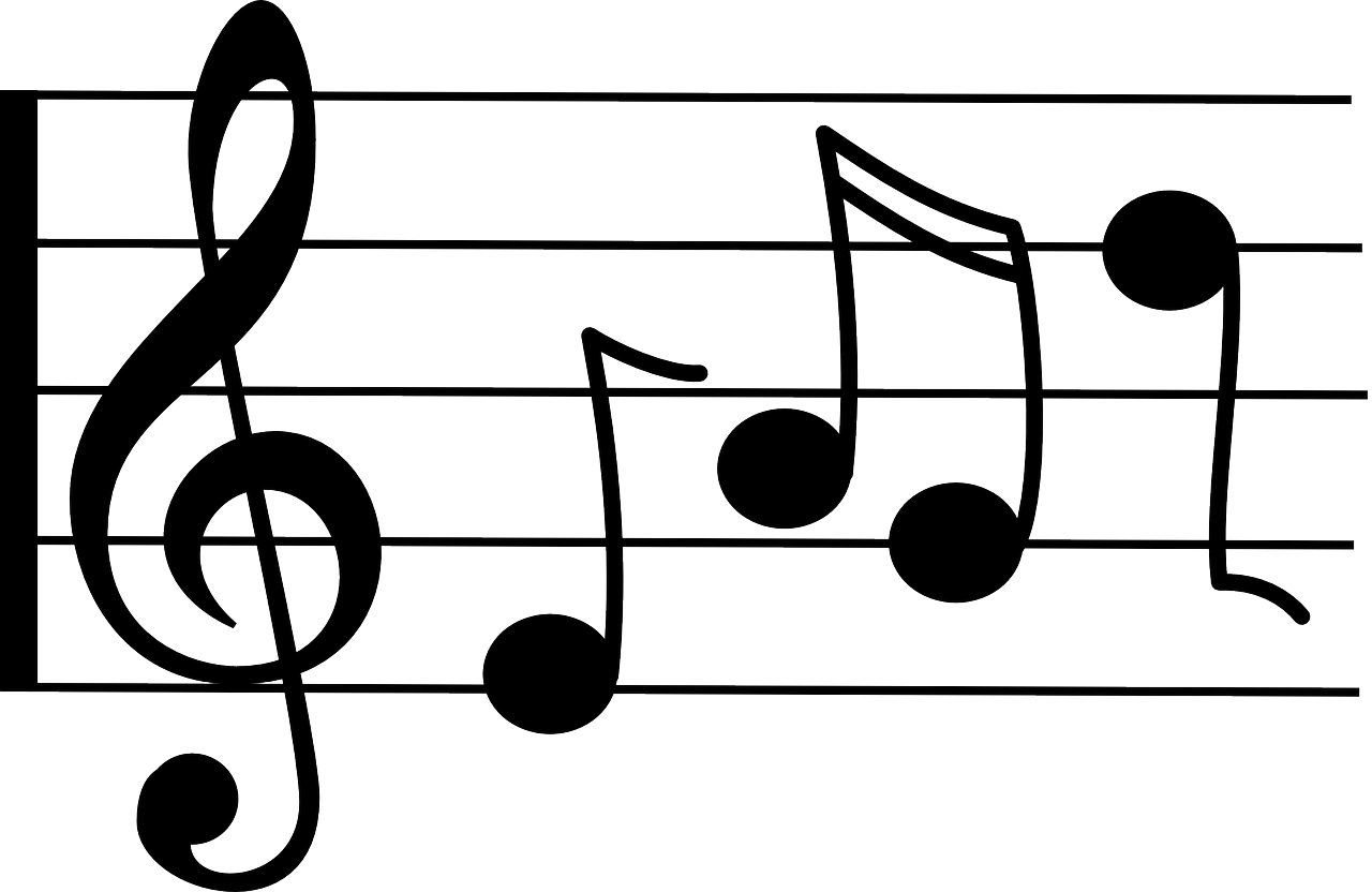 music notes symbols free photo