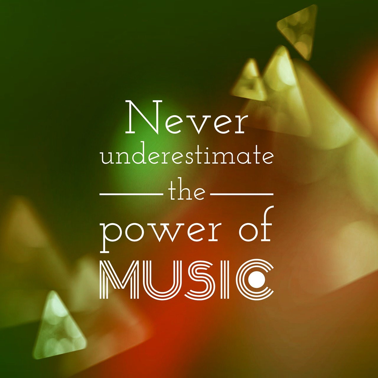 music power underestimate free photo
