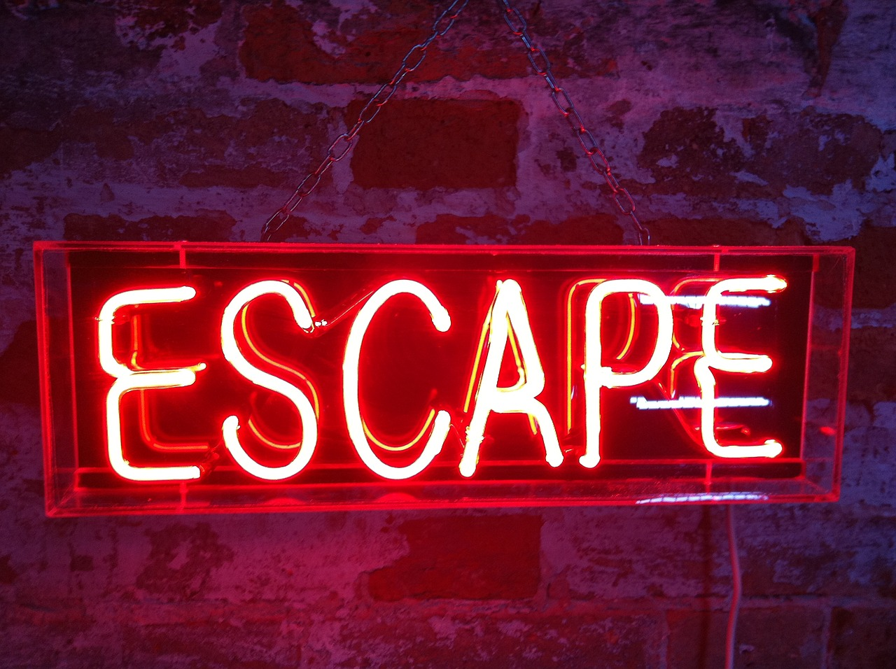 neon,escape,exit,departure,free pictures, free photos, free images, royalty free, free illustrations, public domain