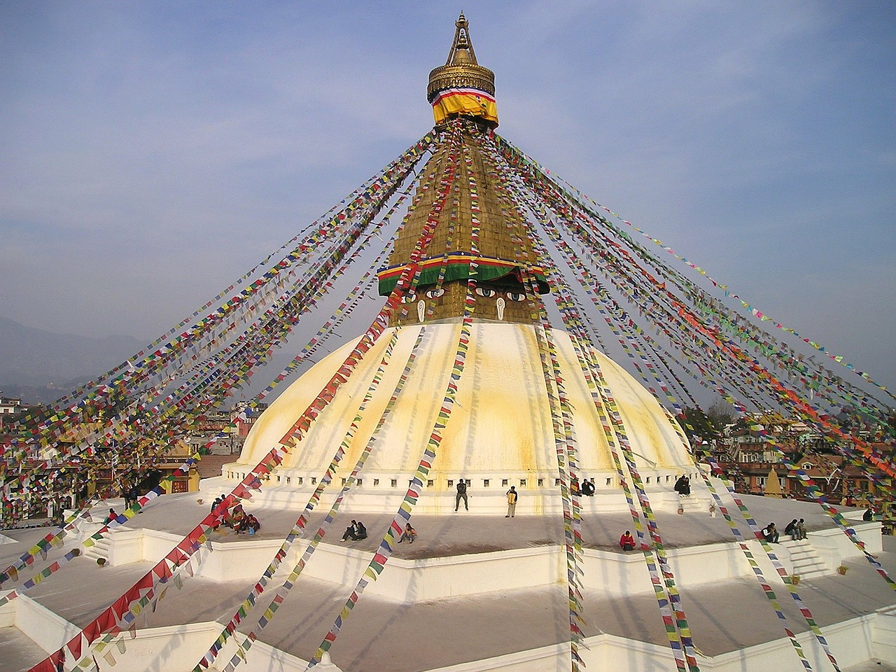 nepal,buddhism,stupa,holy,prayer flags,free pictures, free photos, free images, royalty free, free illustrations, public domain