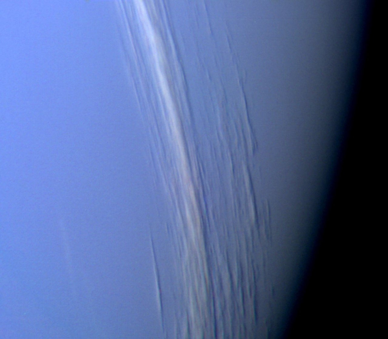 neptune planet surface free photo