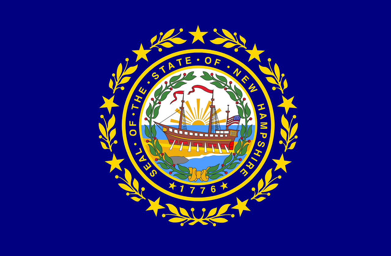 new hampshire flag free photo