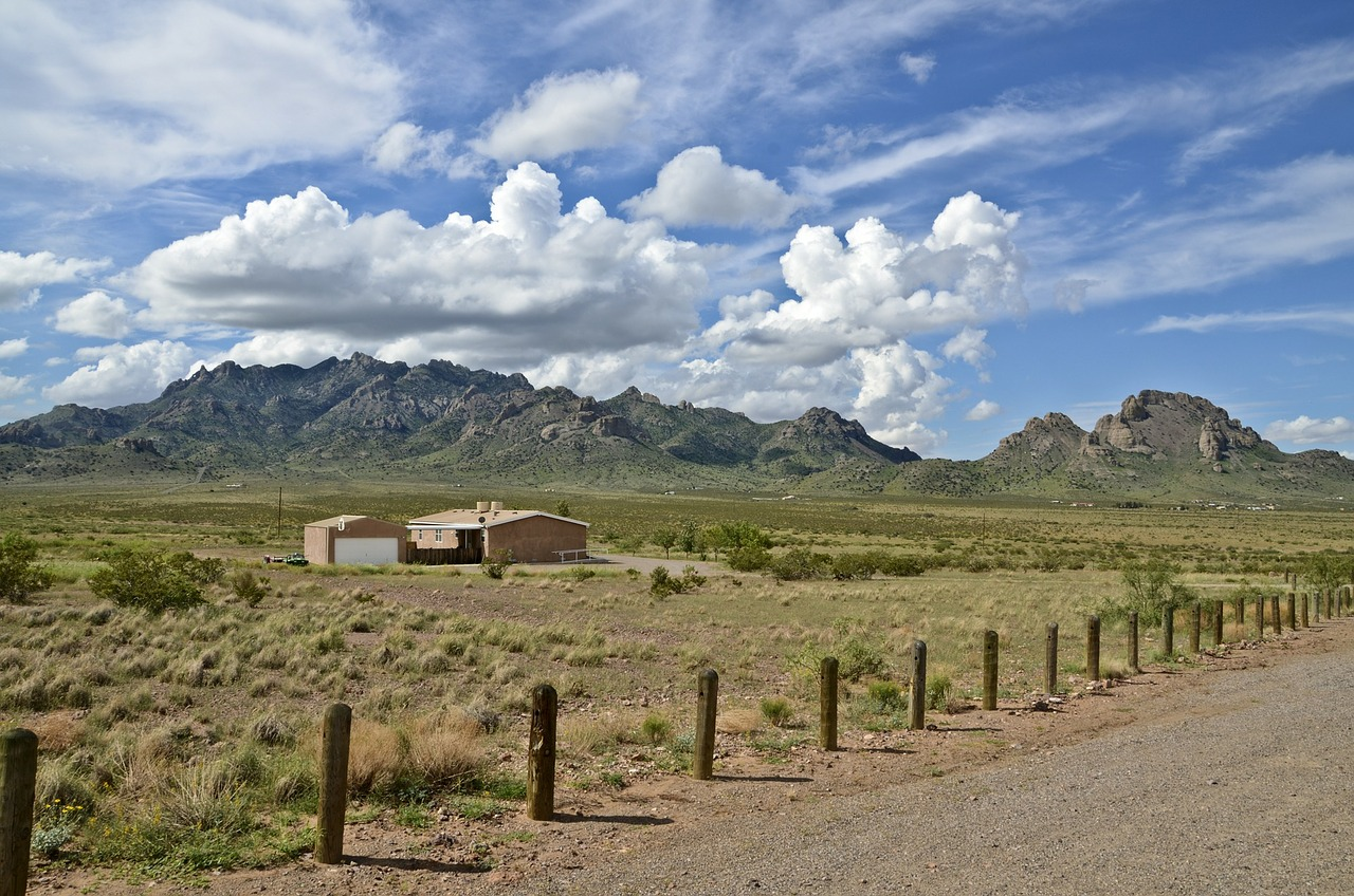 new mexico mountains new mexico road new mexico landscape free photo