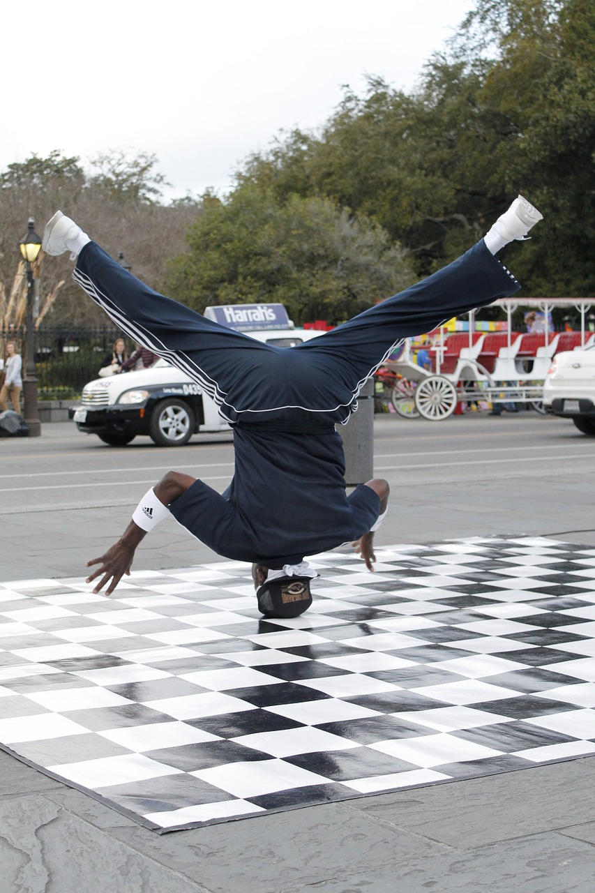 new orleans jackson square dancer free photo