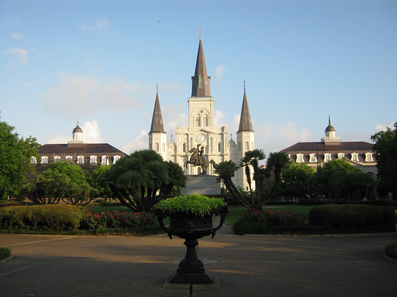 new orleans church cathedral free photo