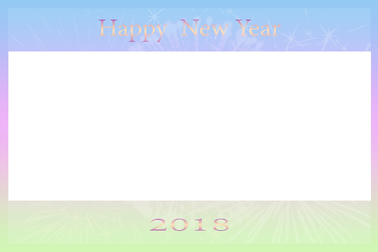 New Years Cardgreeting Cardnew Year Greetingmappostcard Free