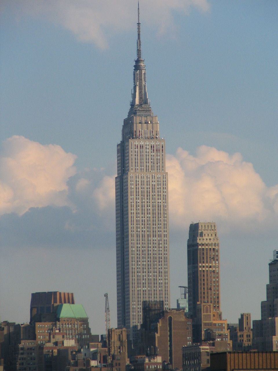 new york city architecture skyline free photo