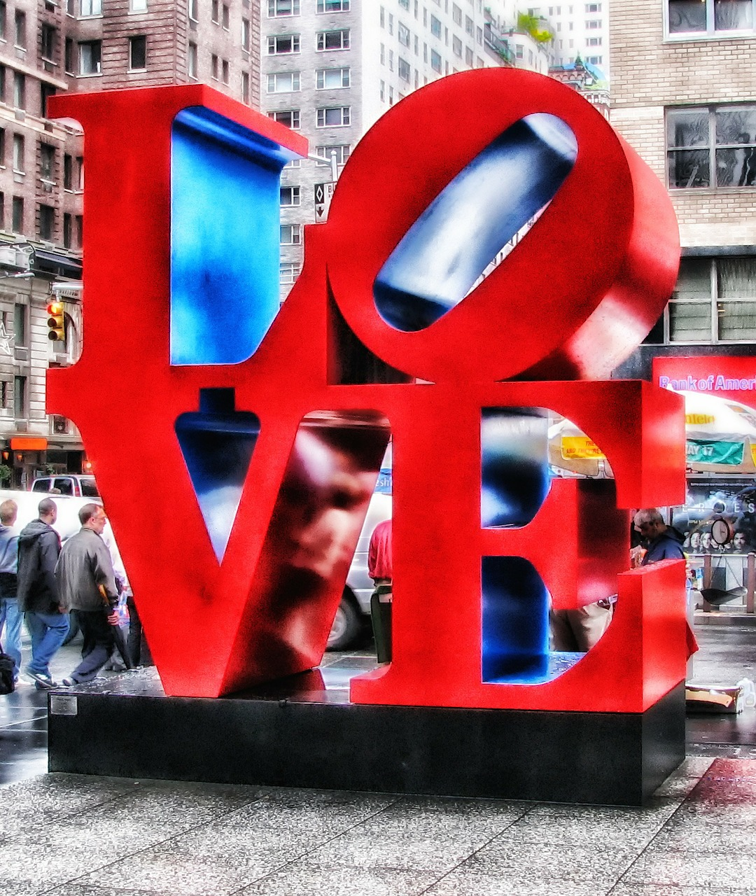 new york city sculpture cities free photo