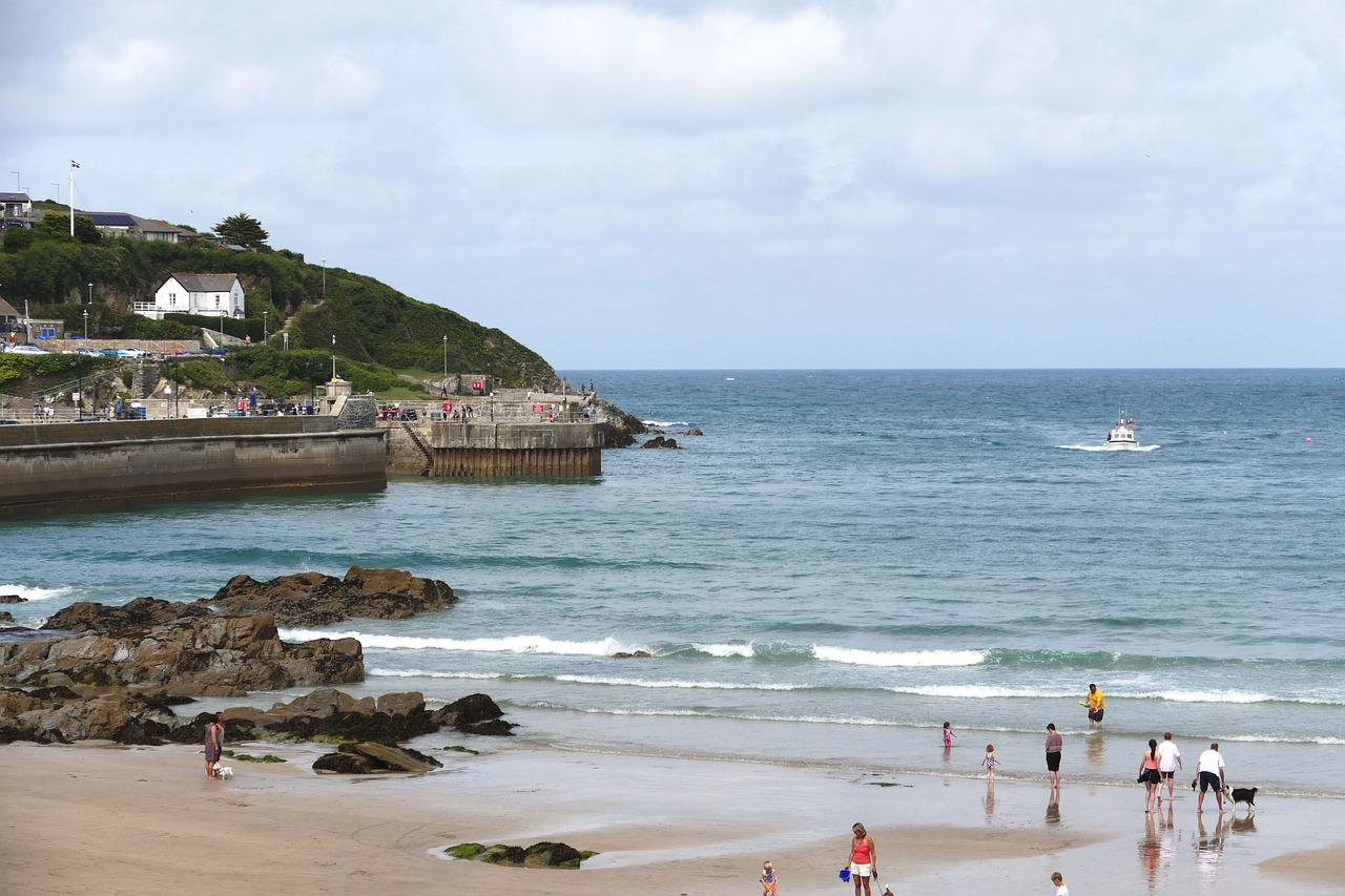 Download free photo of Newquay,cornwall,england,sea,beach - from needpix.com
