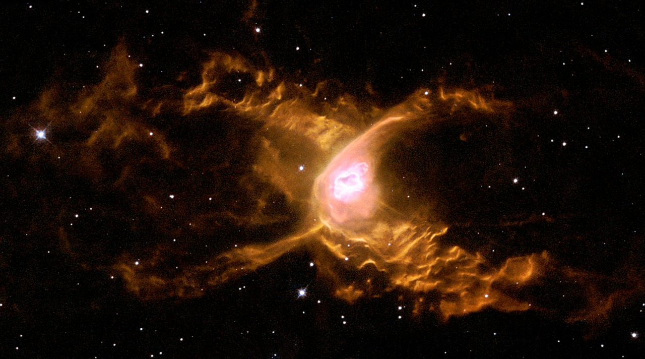ngc 6537 red spider fog planetary fog free photo