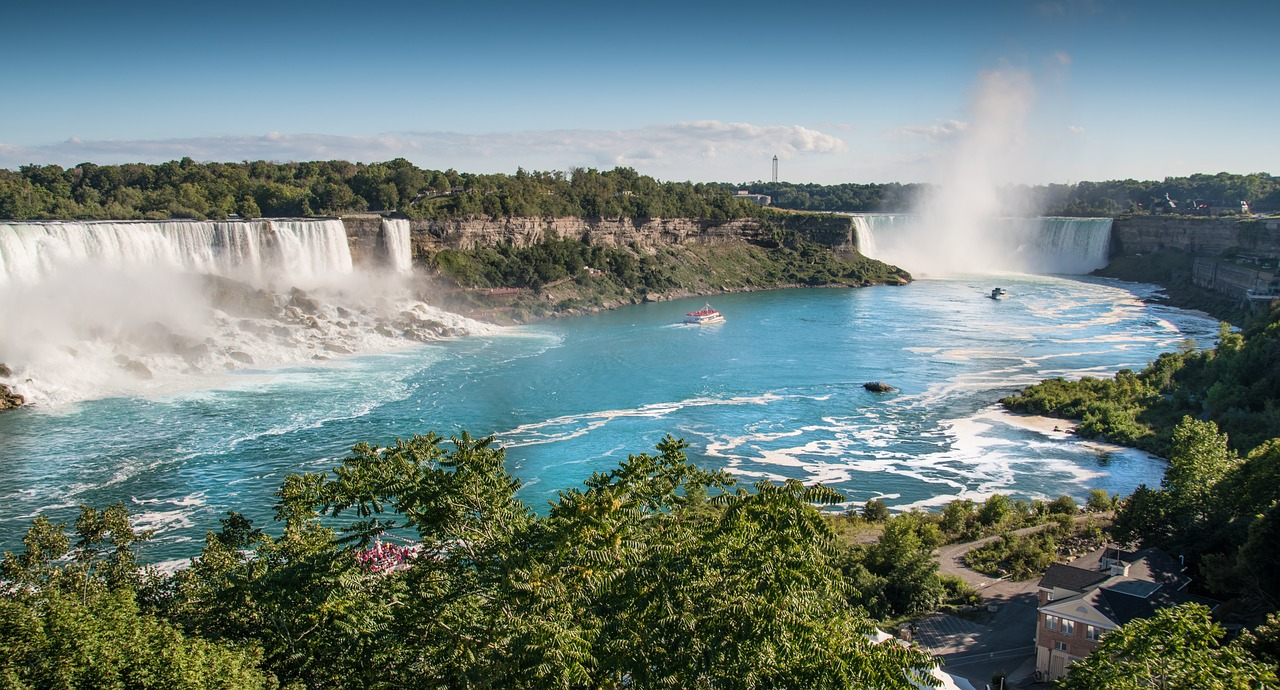 Image result for niagara falls canada""