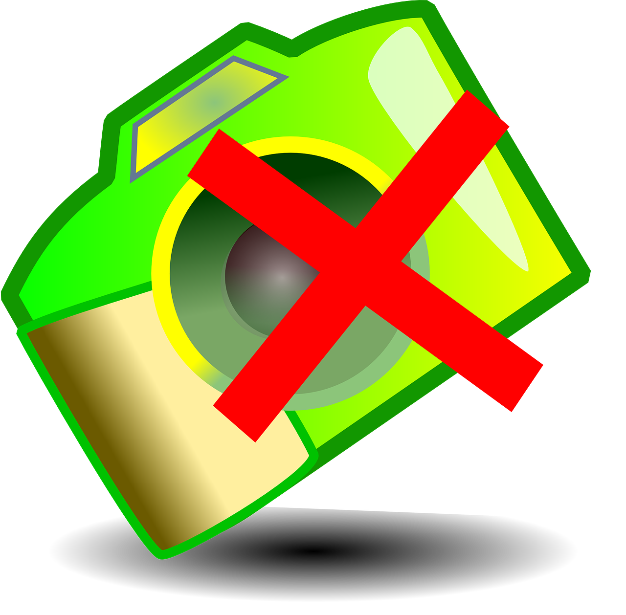 no photos no photography symbol free photo
