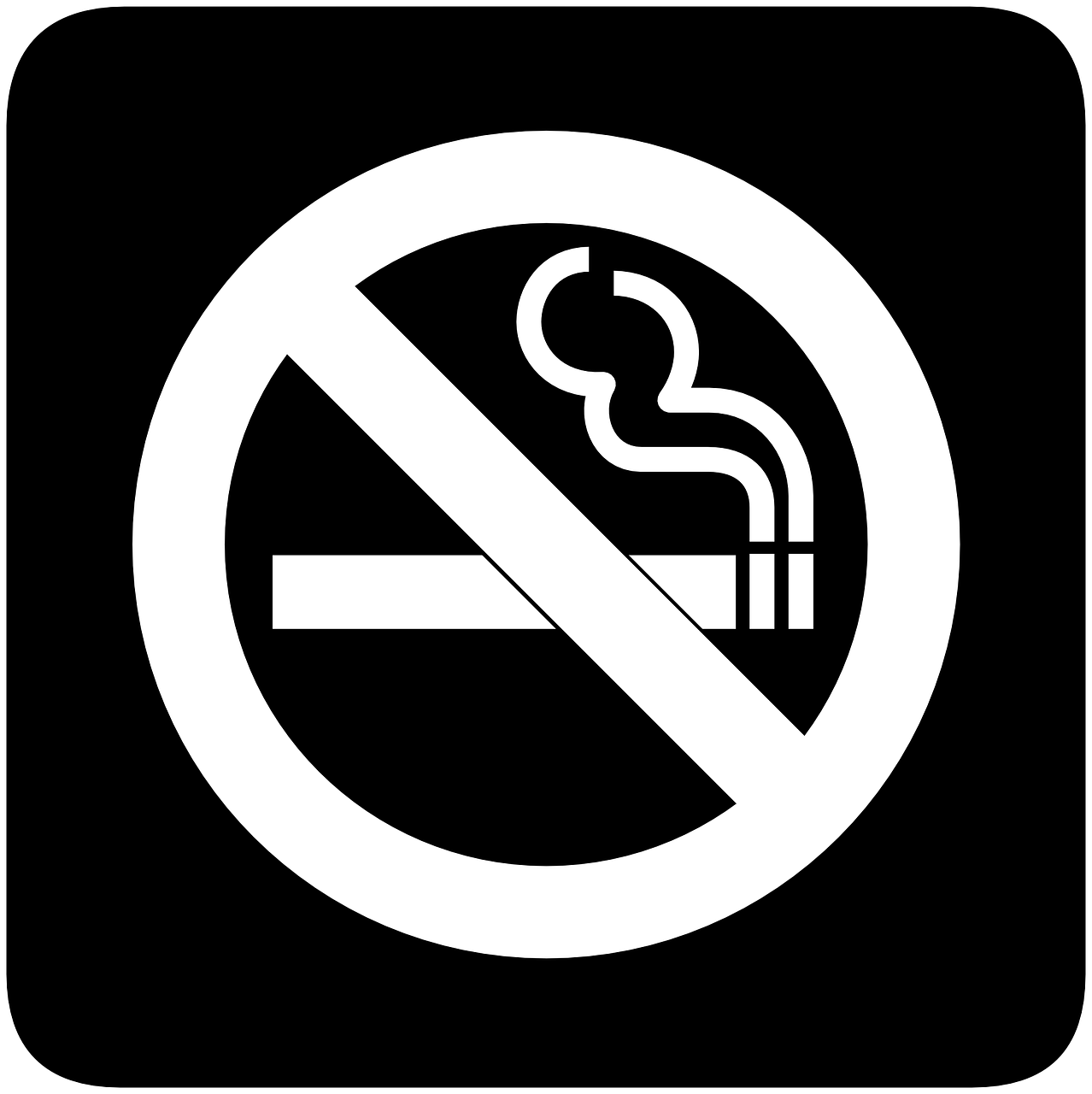 no smoking smoking cigarette free photo