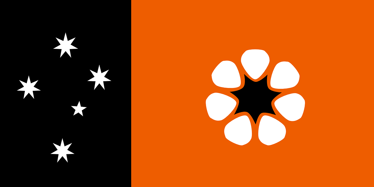 northern territory flag territory free photo