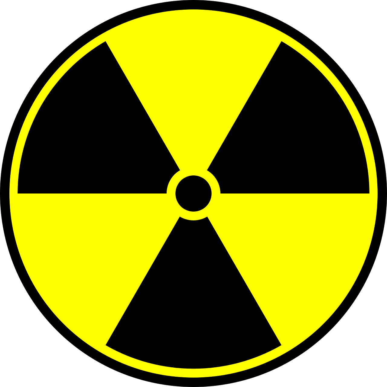 nuclear radioactivity toxic free photo