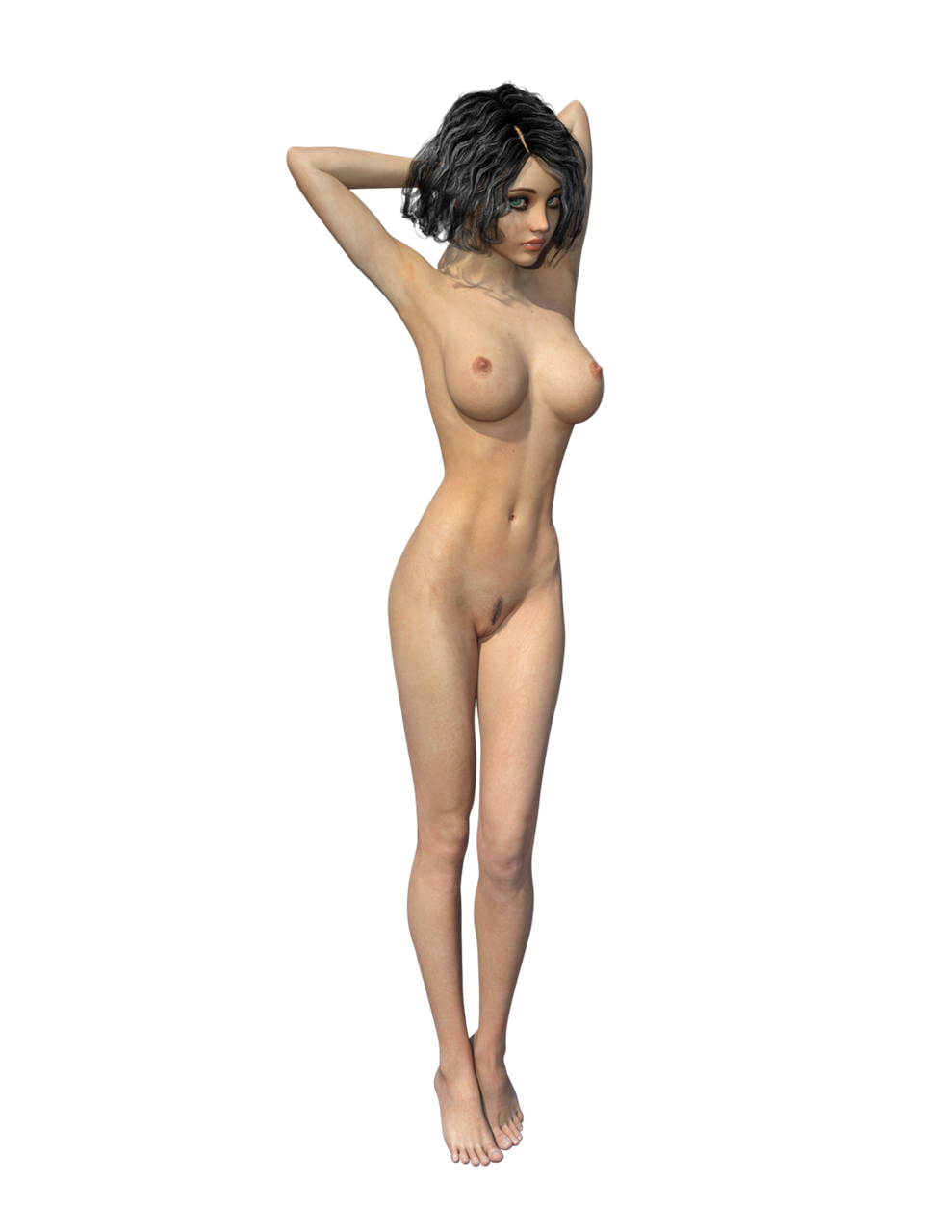 Holding nude women png pics and veggie