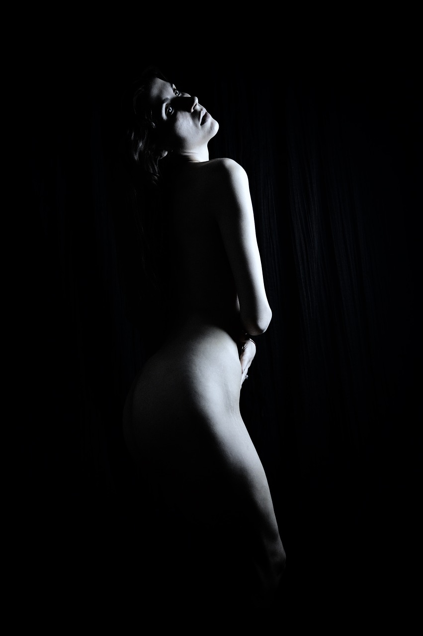 Are black and white light naked women the valuable