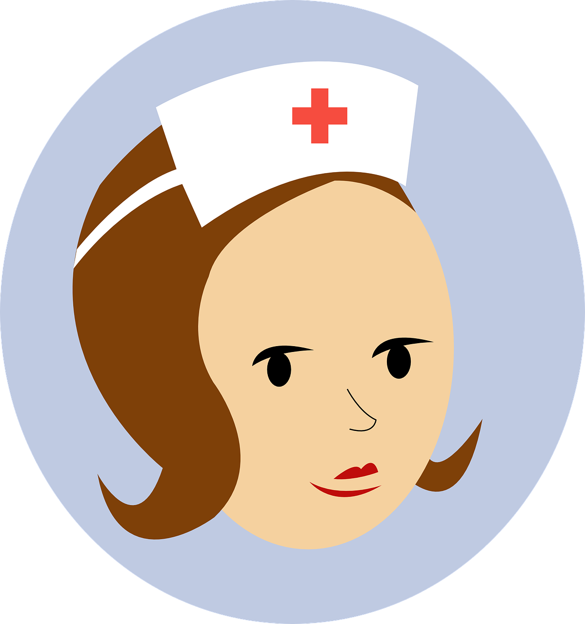 nurse cap aid free photo