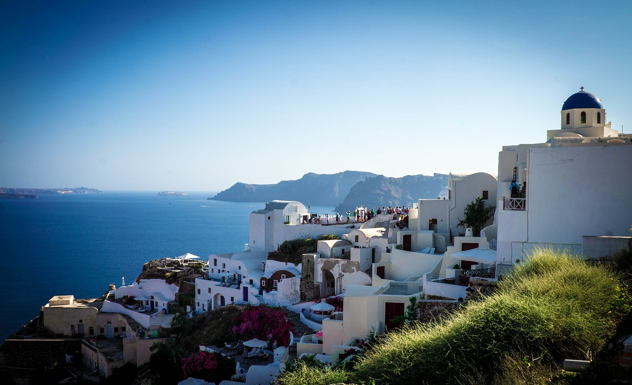 Image for Oia, Santorini, Greece