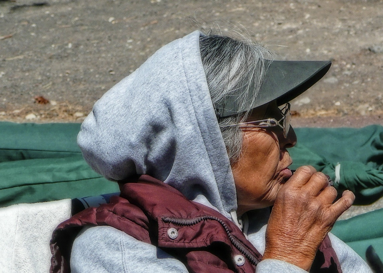 old native woman free photo