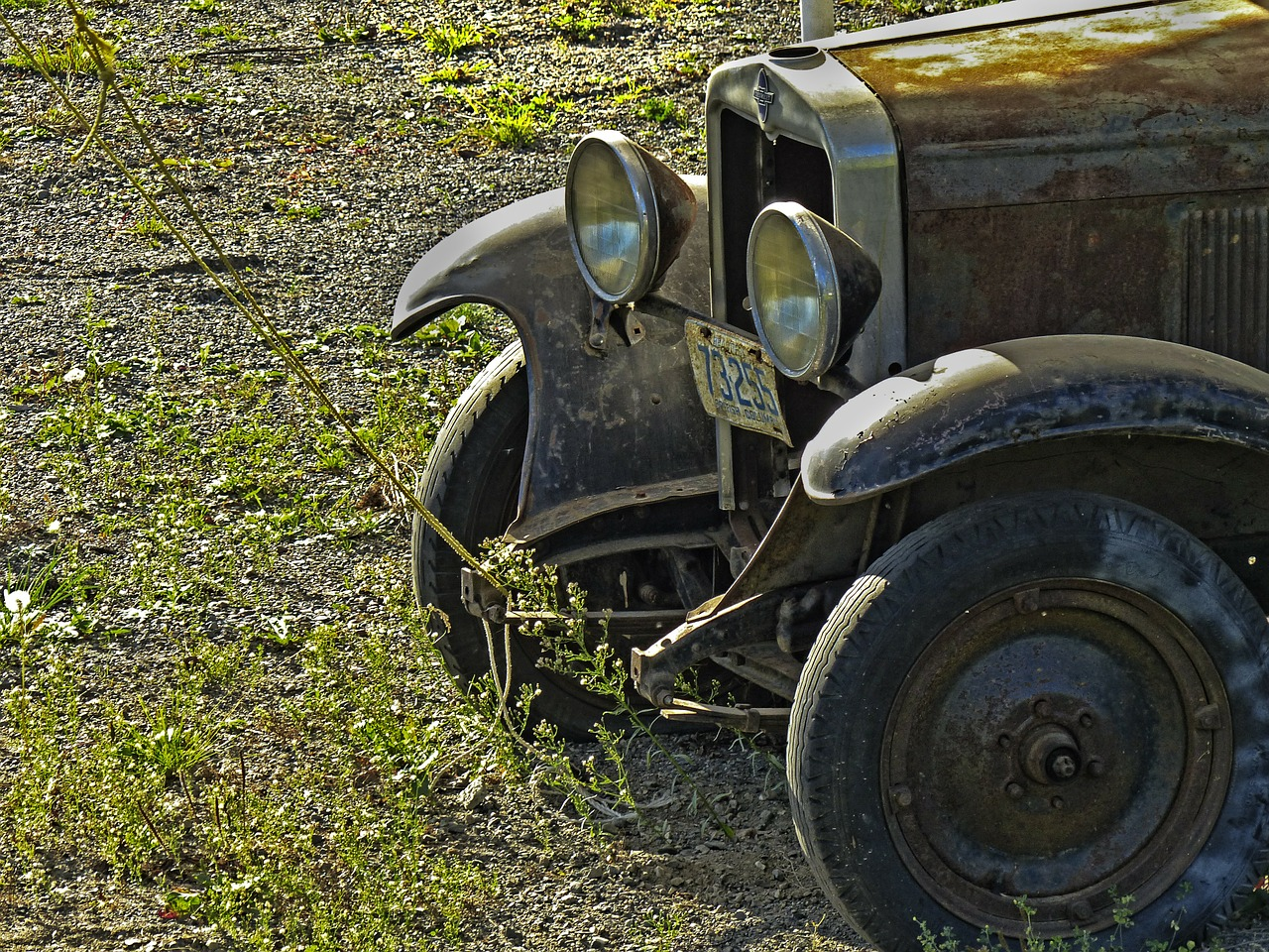 old chevrolet rusty free photo