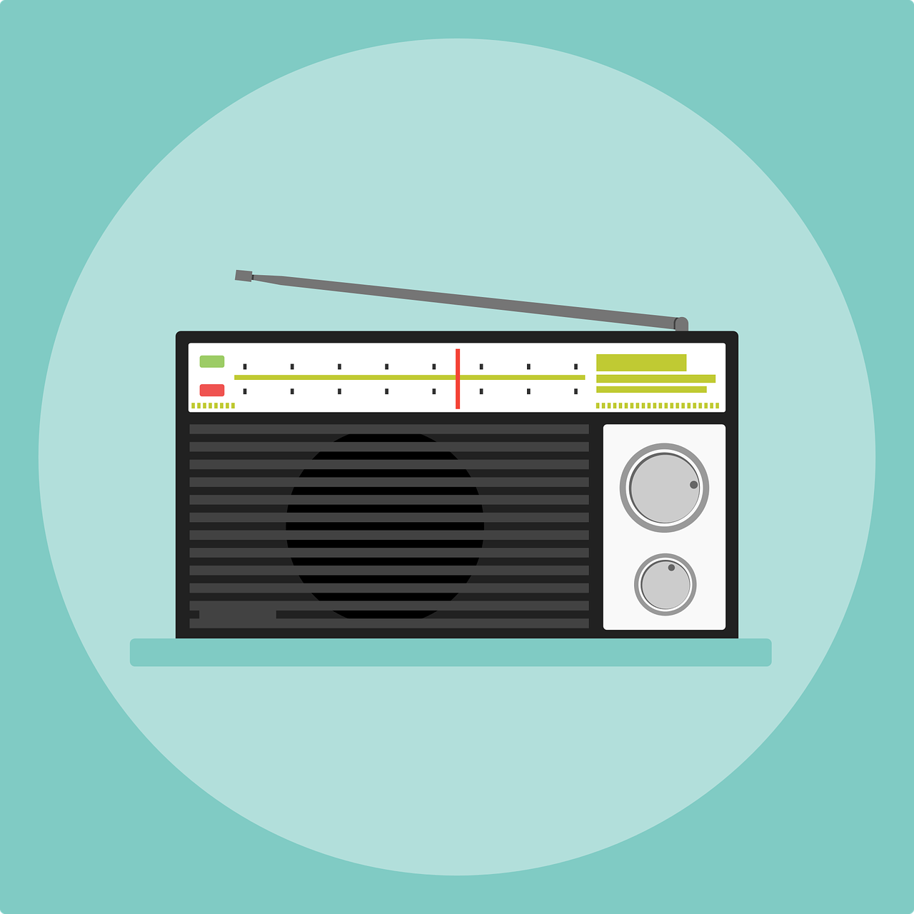 old radio,electronic,antique,retro,radio,equipment,vintage,music,sound,technology,broadcast,audio,volume,wave,musical,classic,frequency,nostalgia,tuner,speaker,station,antenna,free vector graphics,free pictures, free photos, free images, royalty free, free illustrations, public domain