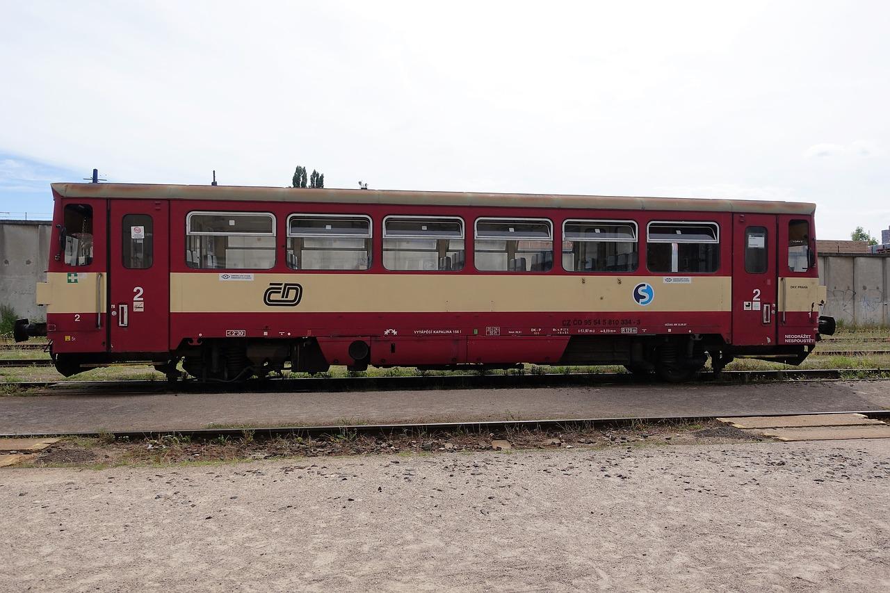 Prague Public Transport Etiquette