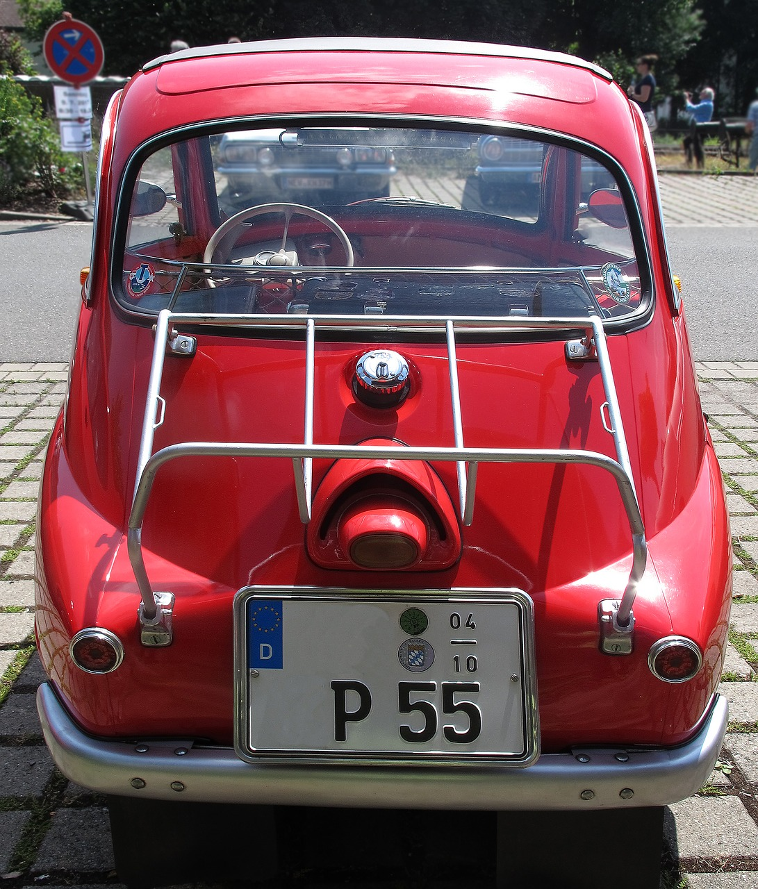 Oldtimer Bmw Isetta Isetta Bmw Collector S Item Free Photo From
