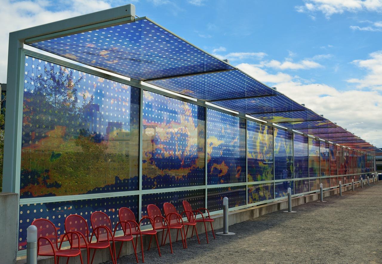 Olympic sculpture park,seattle,seattle art museum,glass