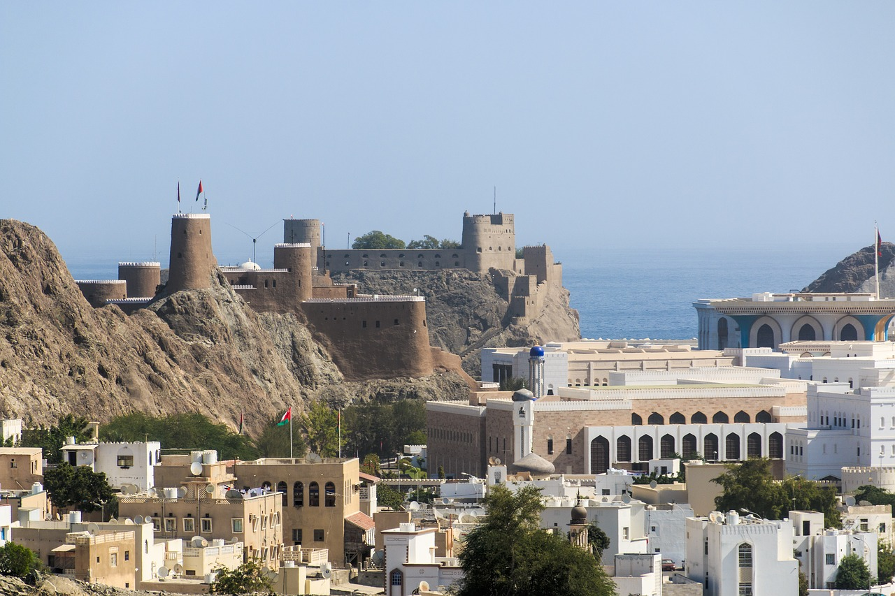 Oman,muscat,architecture,sultan,fort - free image from needpix.com