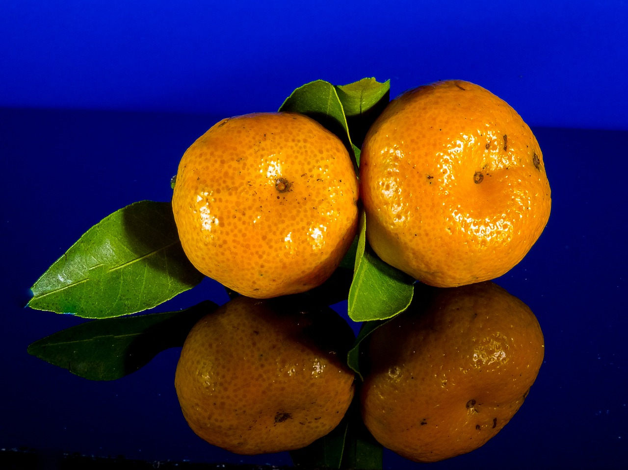 orange mandarin fruit free photo