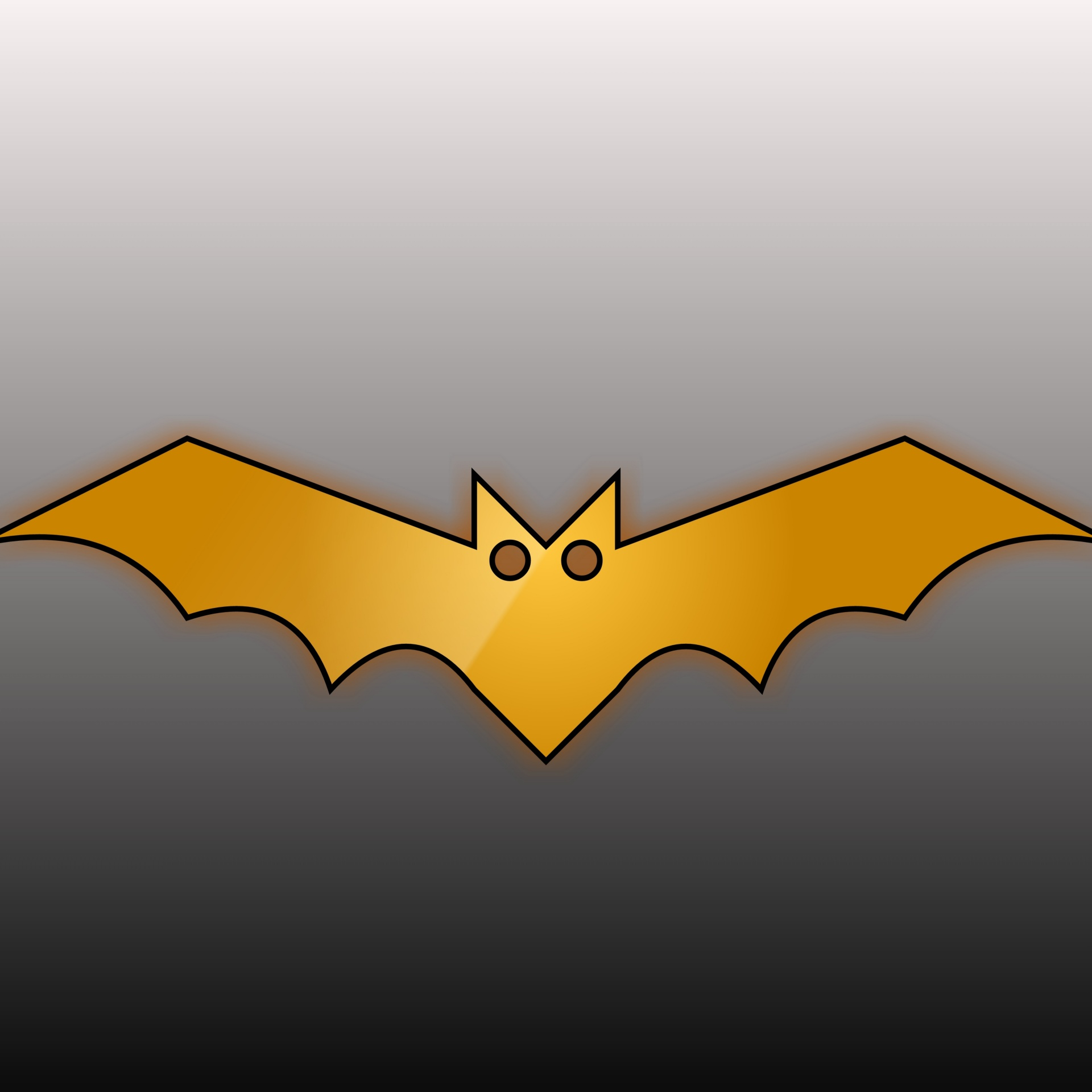 Wallpaper Drawing Bat Outline Isolated Free Photo From Needpix Com