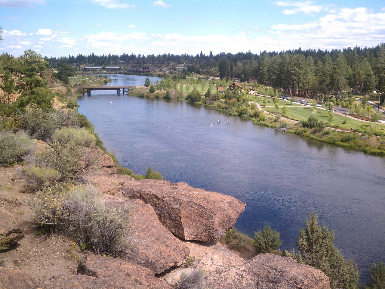 oregon river water free photo