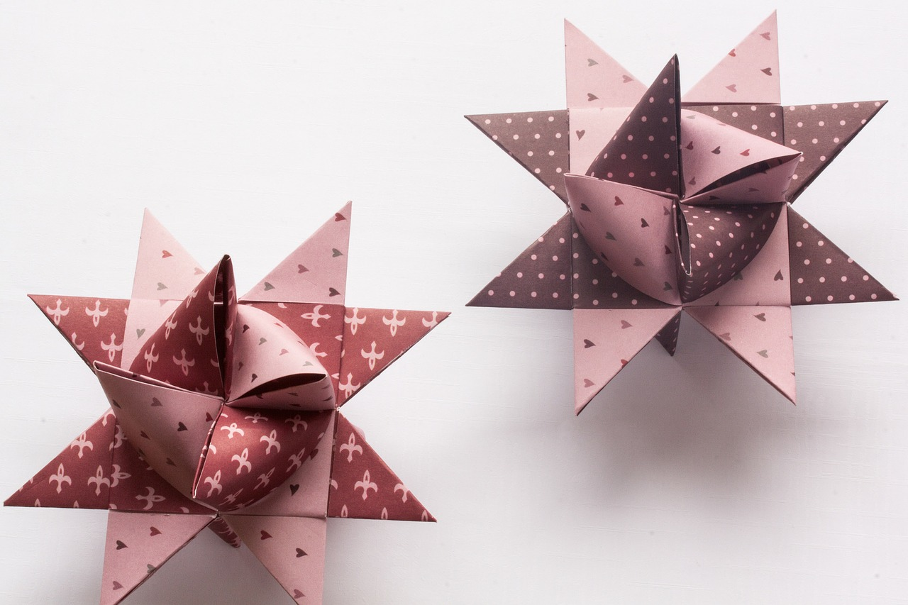origami art of paper folding fold free photo