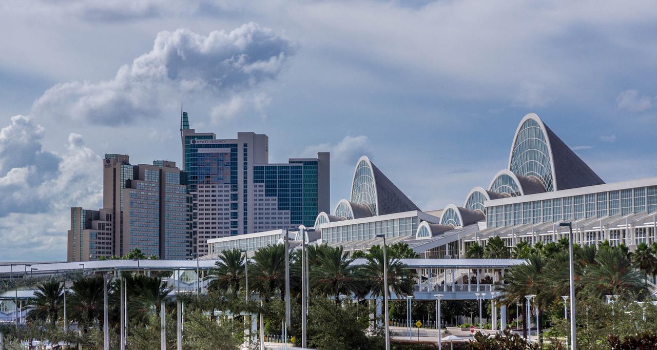 Orlando,florida,architecture,sky,clouds - free image from needpix.com