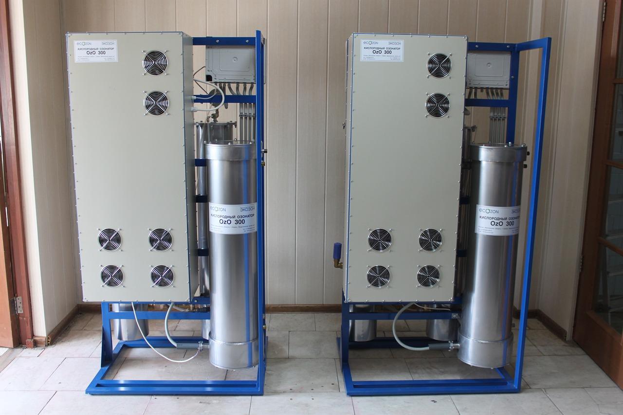 Generador-Ozonizador de Ozono