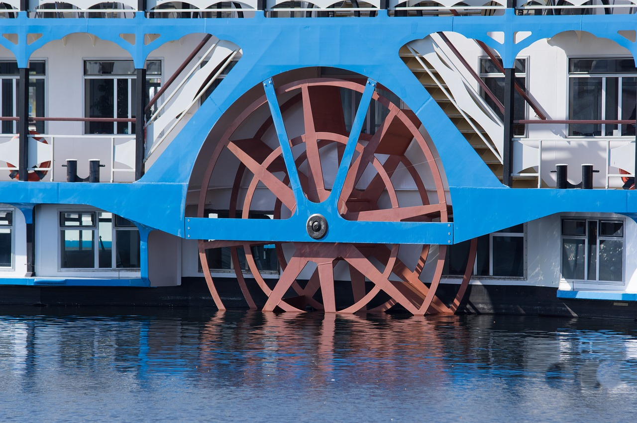 paddle wheel  paddle steamer  paddle steamers free photo