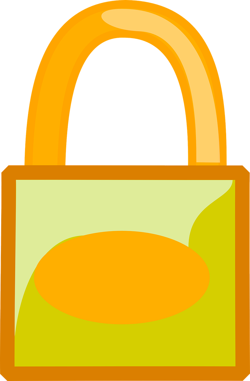 padlock lock security free photo