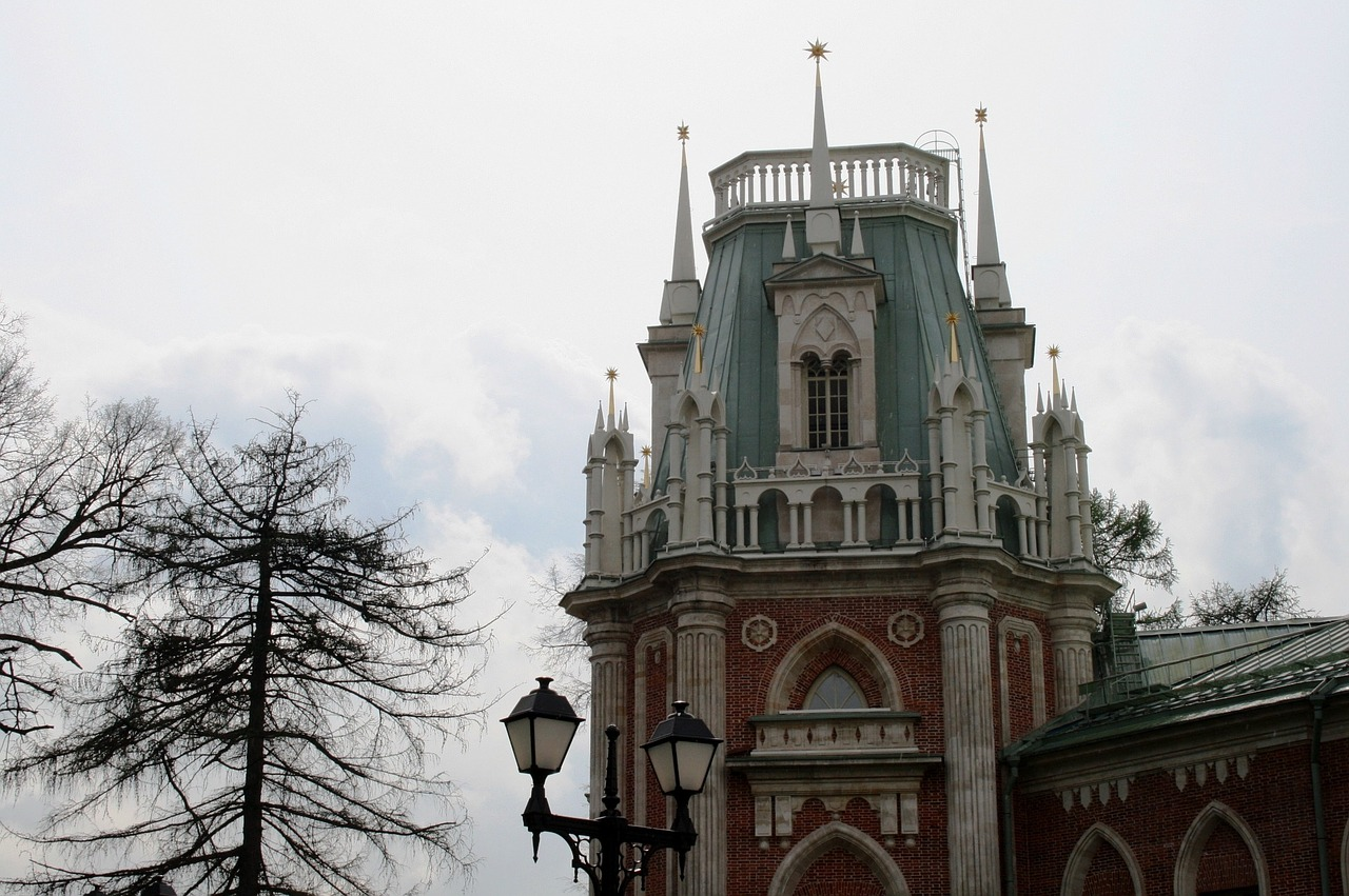 palace gothic russian free photo