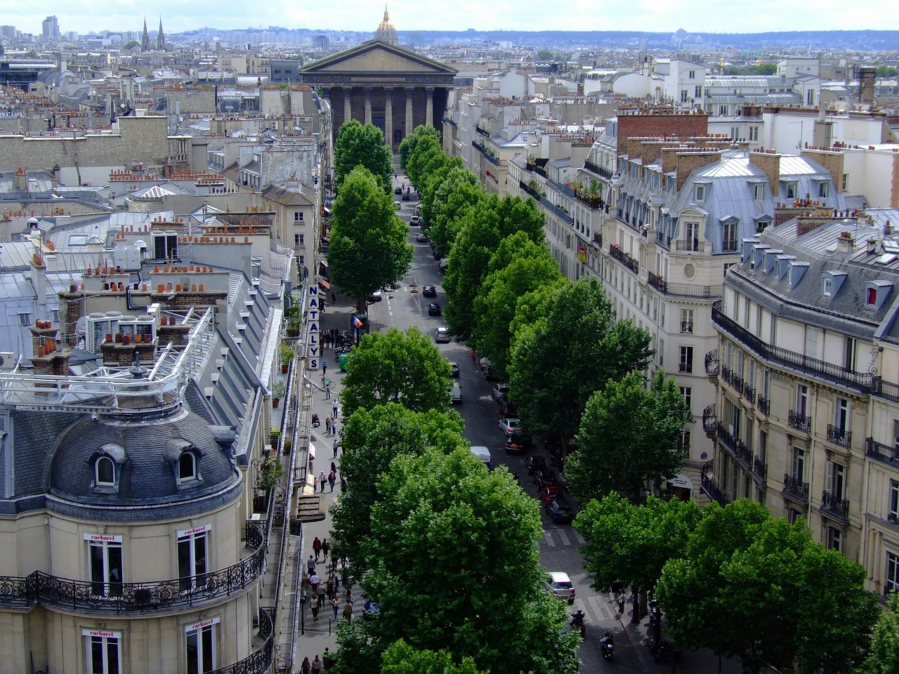 paris france city free photo