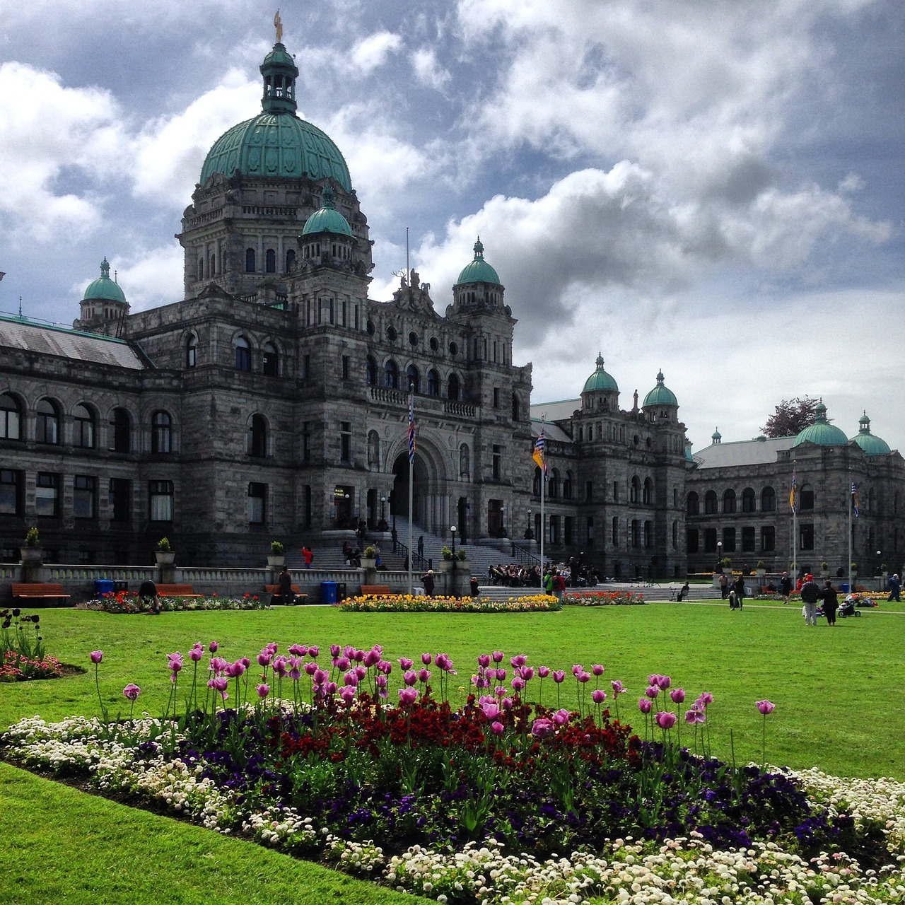 parliament victoria bc canada free photo