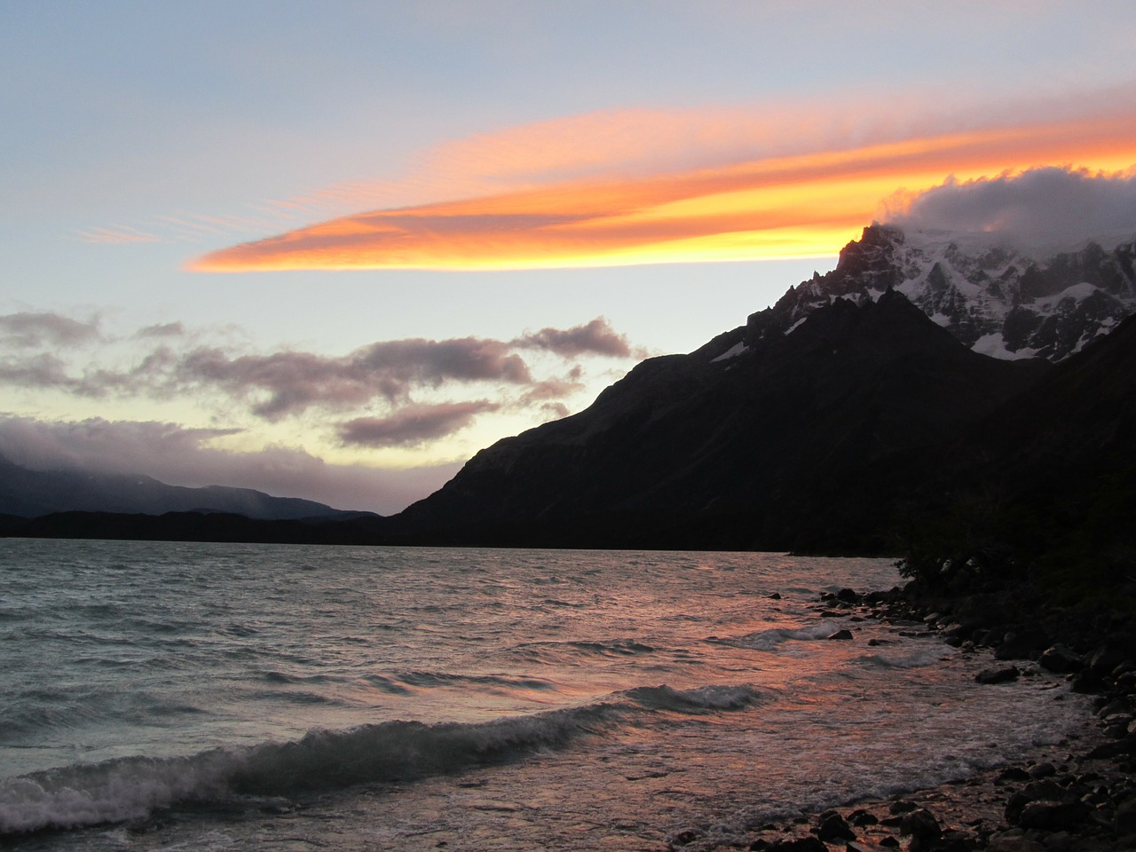 patagonia chile torres del paine free photo