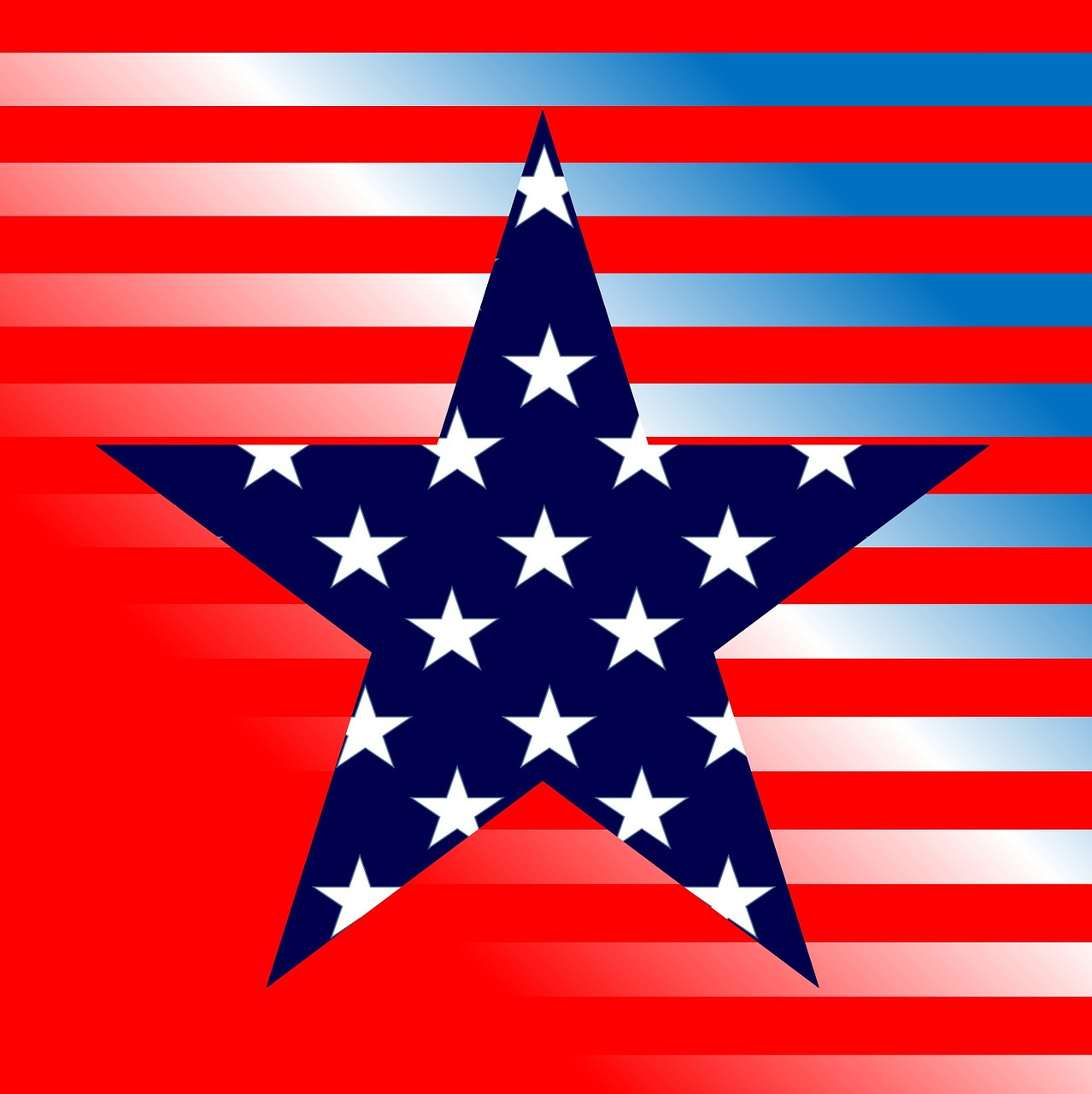 patriotic american usa free photo