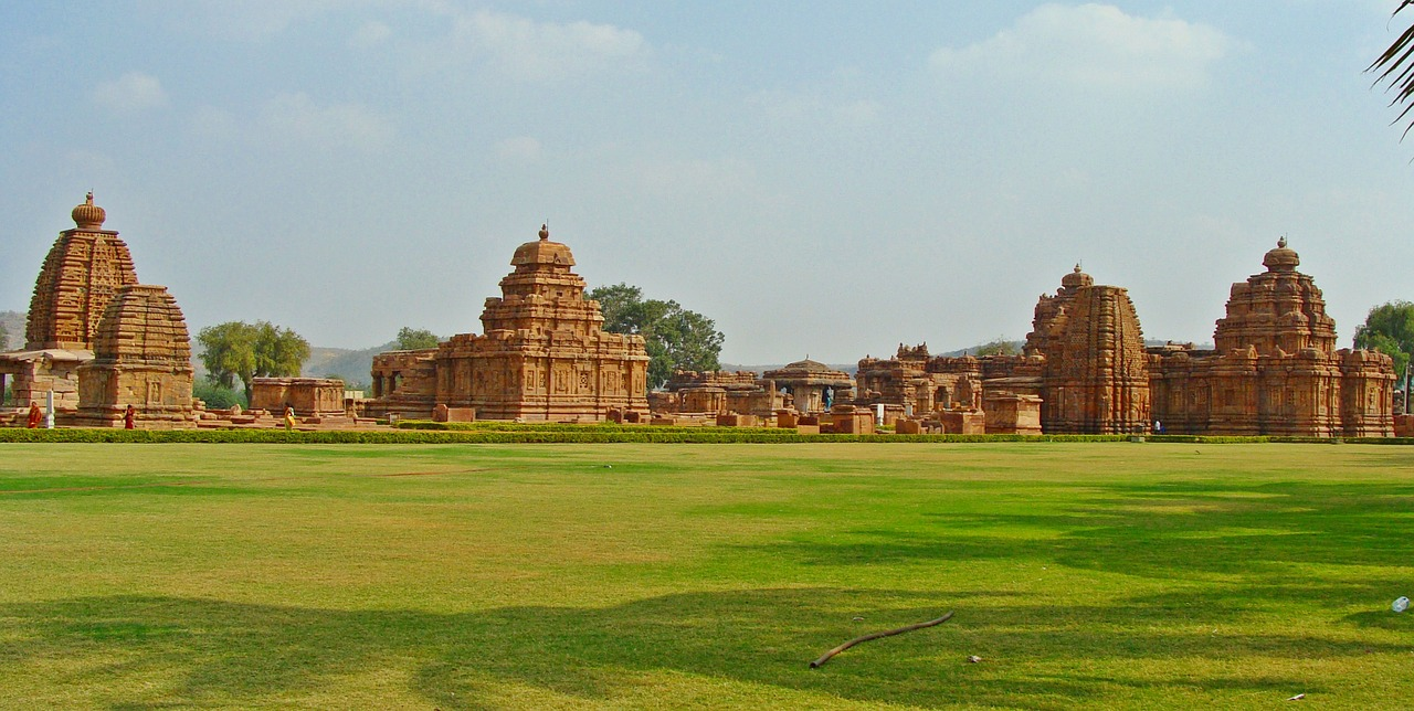 pattadakal unesco world heritage karnataka free photo