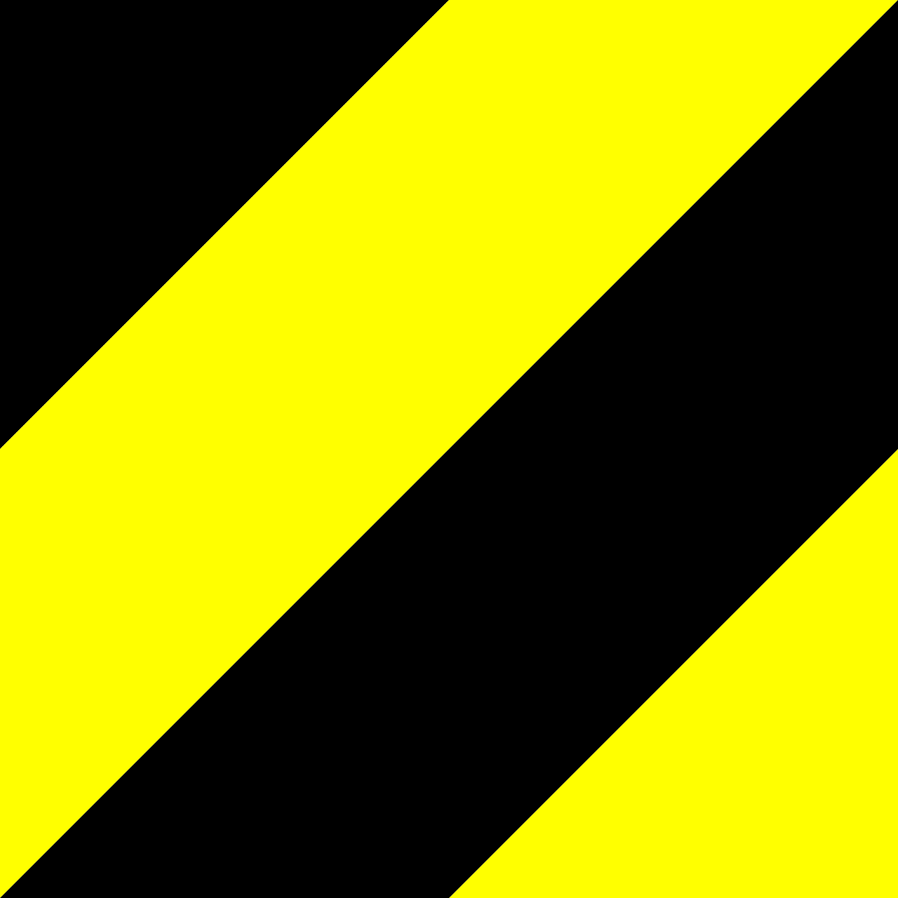pattern black yellow free photo