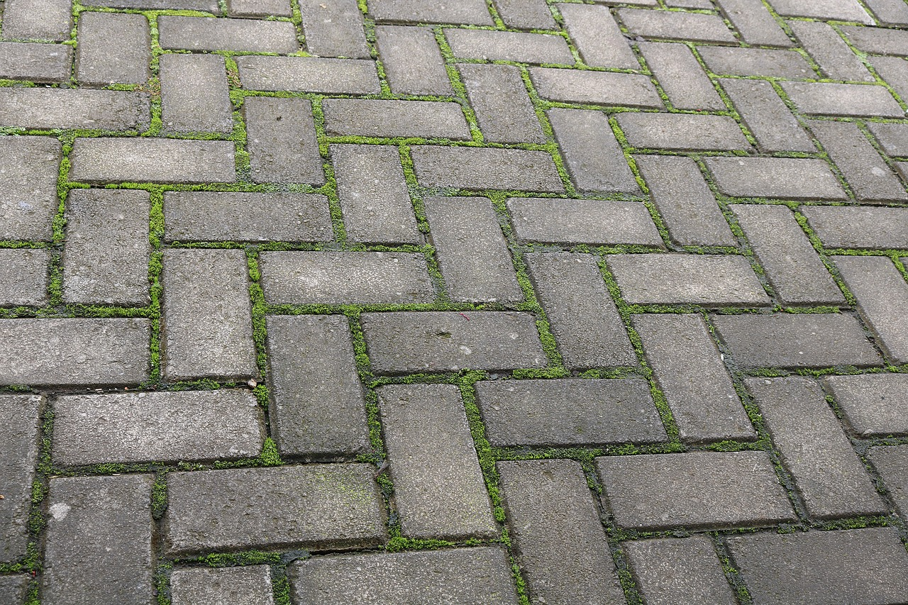 pattern stone cobblestone free photo