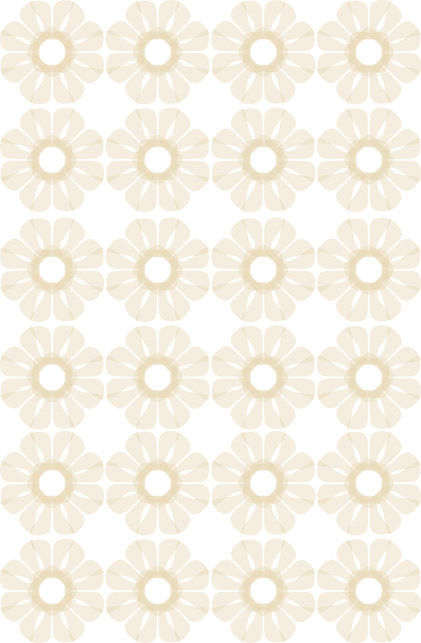 pattern flower wallpaper free photo
