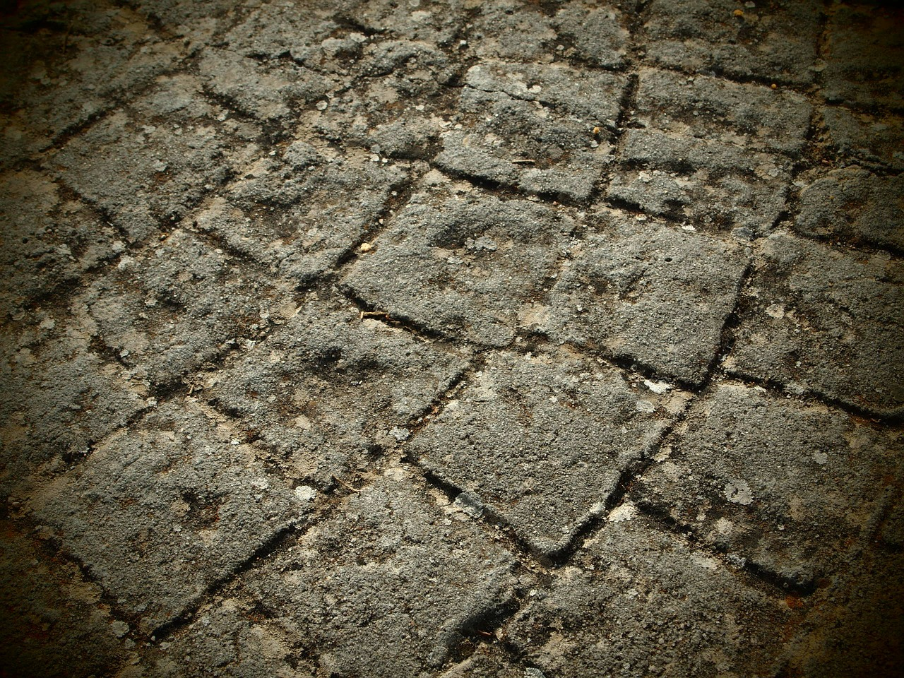 paving stones soil stepping on free photo