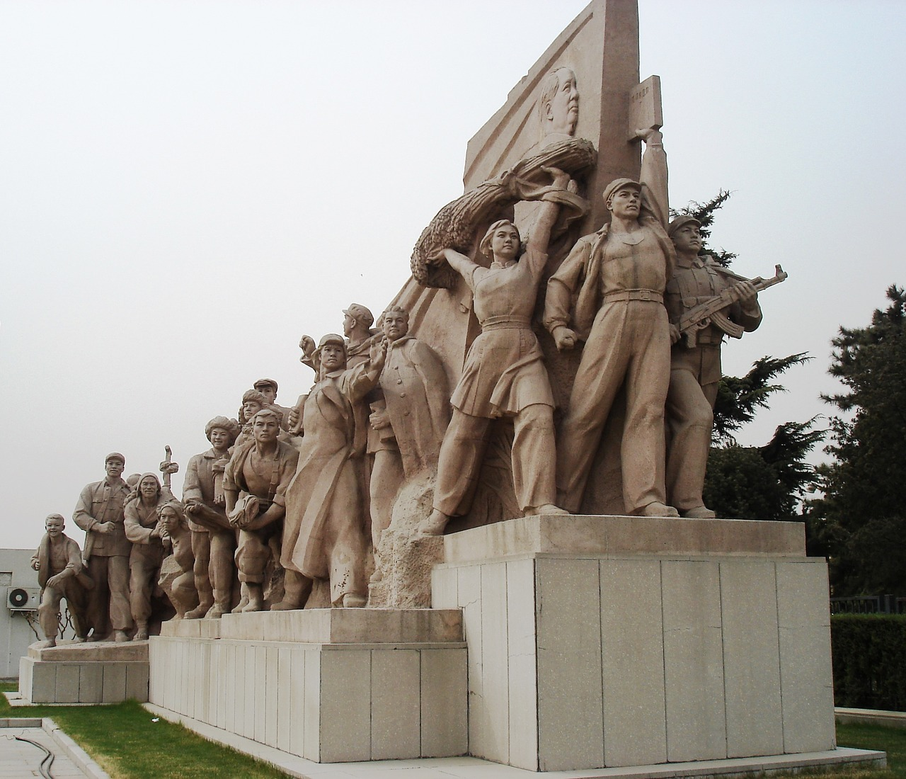 peking monument china free photo